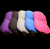 2-Pack 3D Slaapmaskers